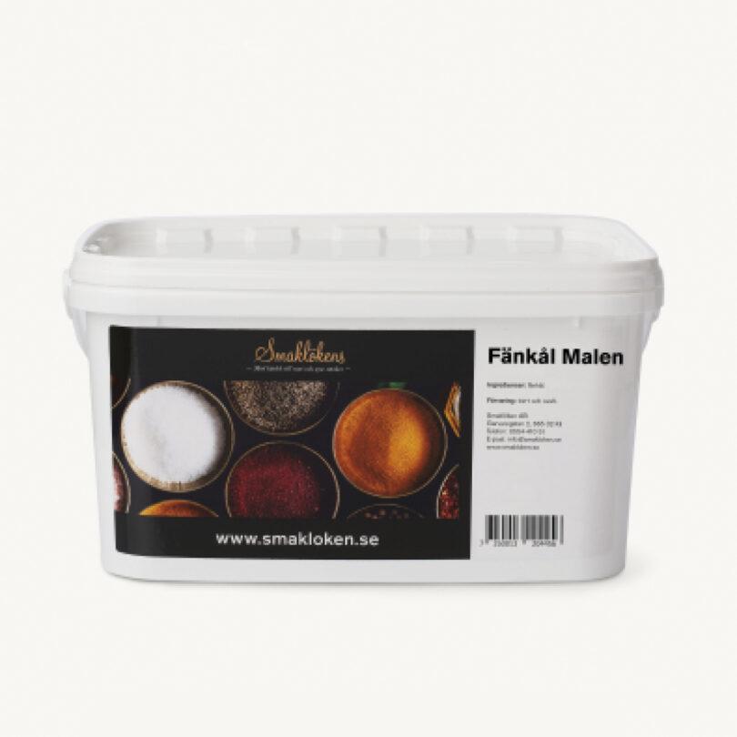 smaklökens-kryddor-fänkål-malen-5liter-hink-storpack-företag