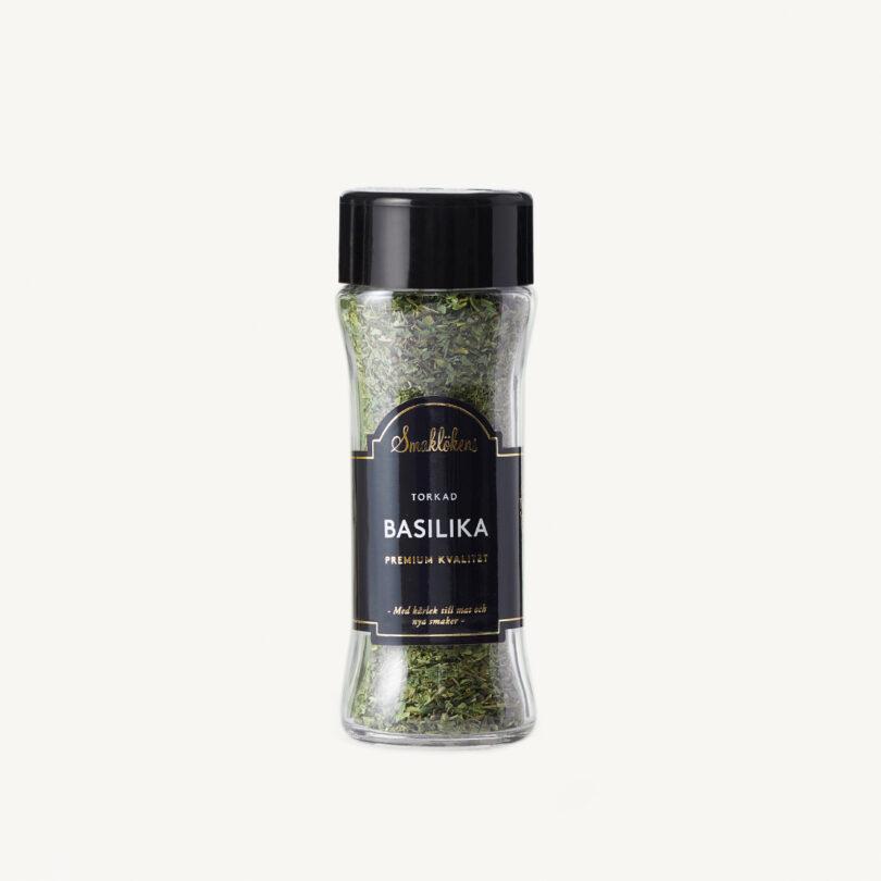 Smaklökens Kryddor Basilika, 25 g, 120 ml
