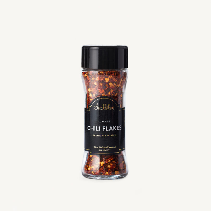 Smaklökens Kryddor Chili Flakes, 48 g, 120 ml