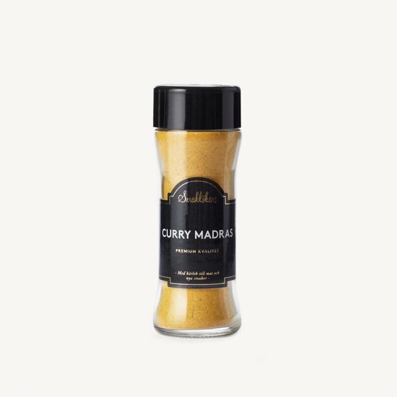 Smaklökens Kryddor Curry Madras, 70 g, 120 ml