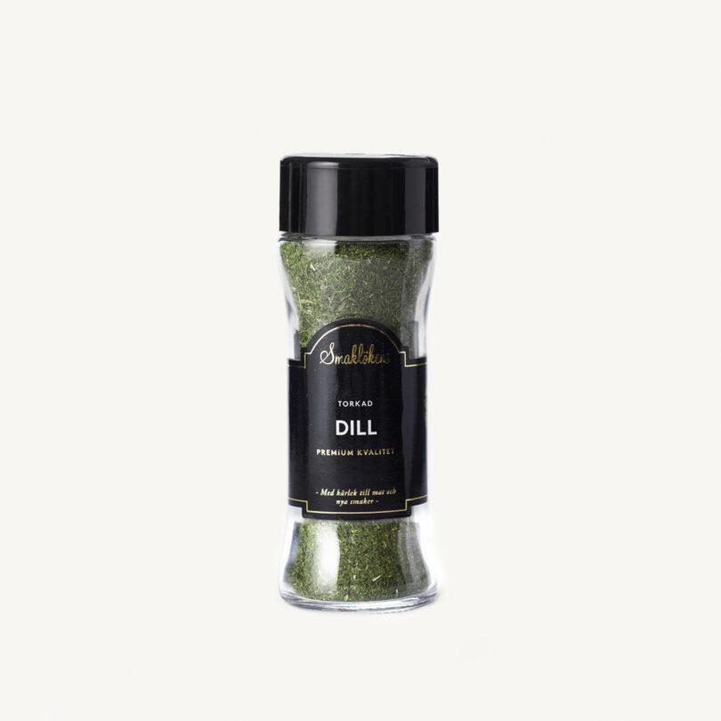 Smaklökens Kryddor Dill Torkad, 25 g, 120 ml