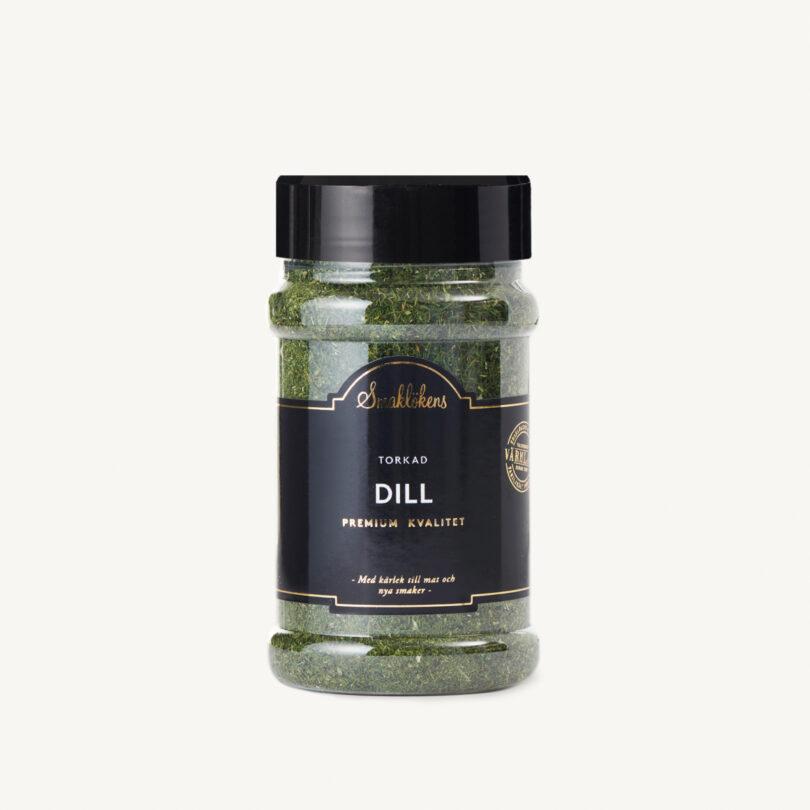 Smaklökens Kryddor Dill Torkad, 65 g, 330 ml