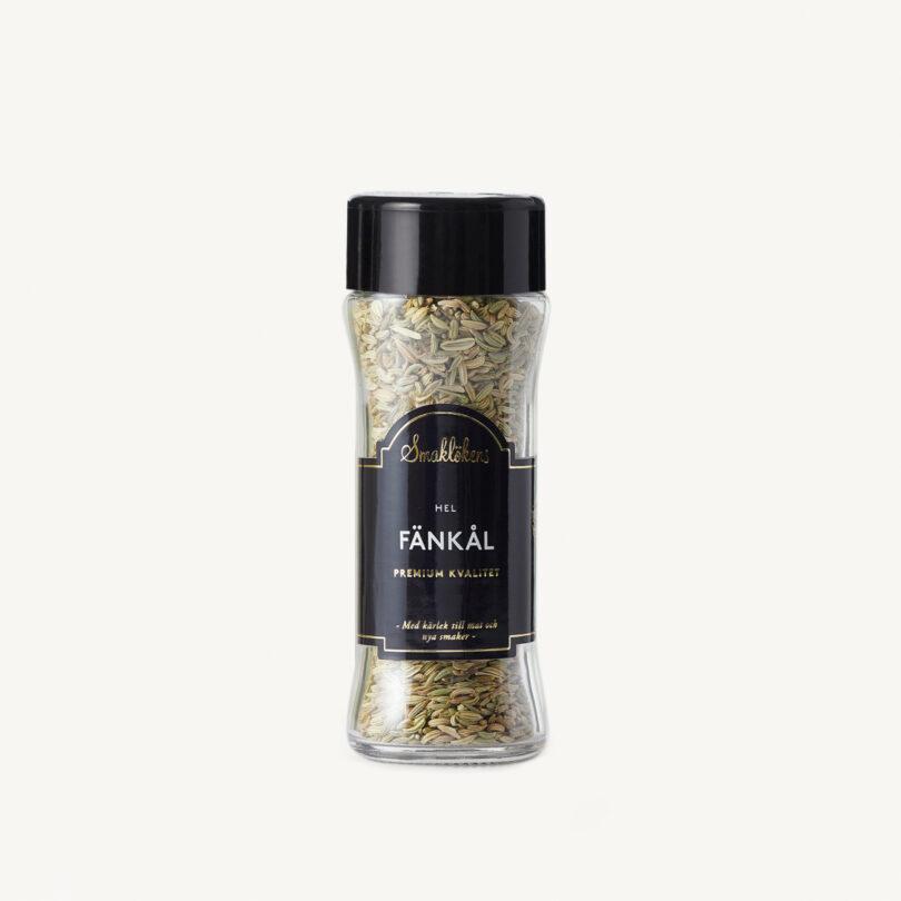 Smaklökens Kryddor Fänkål Hel, 50 g, 330 ml