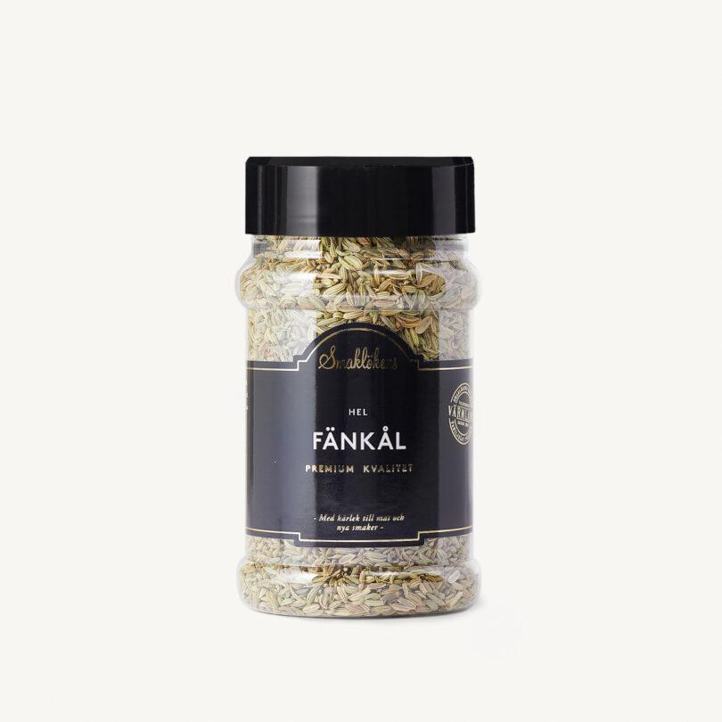Smaklökens Kryddor Fänkål Hel 140 g, 330 ml