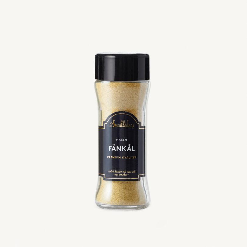 Smaklökens Kryddor Fänkål Malen, 55 g, 120 ml