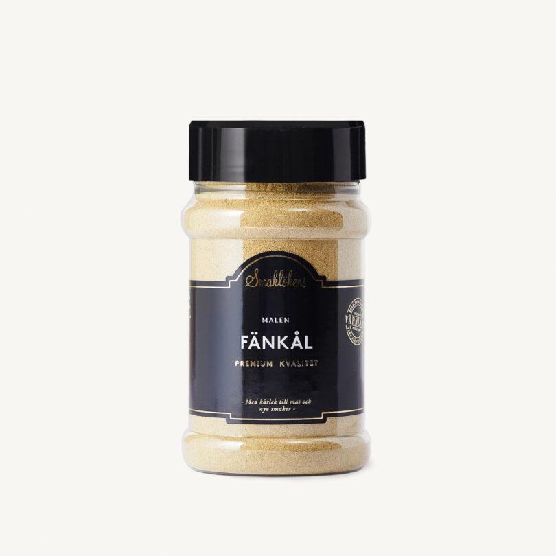 Smaklökens Kryddor Fänkål Malen 135 g, 330 ml