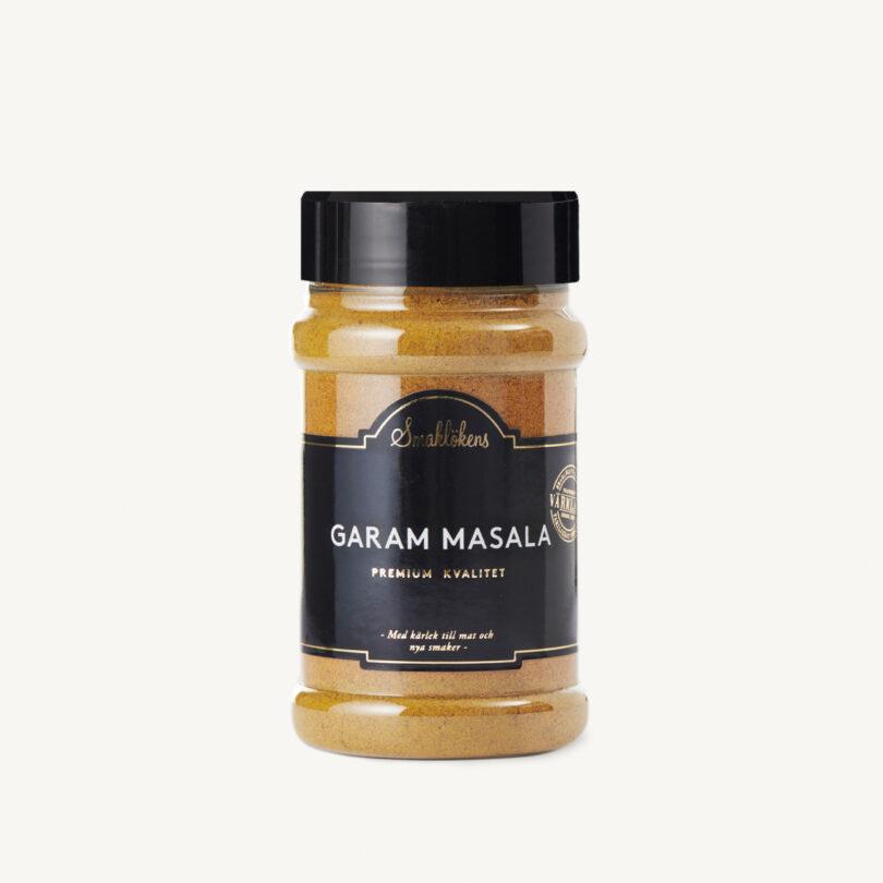 Smaklökens Kryddor Garam Masala, 210 g, 330 ml