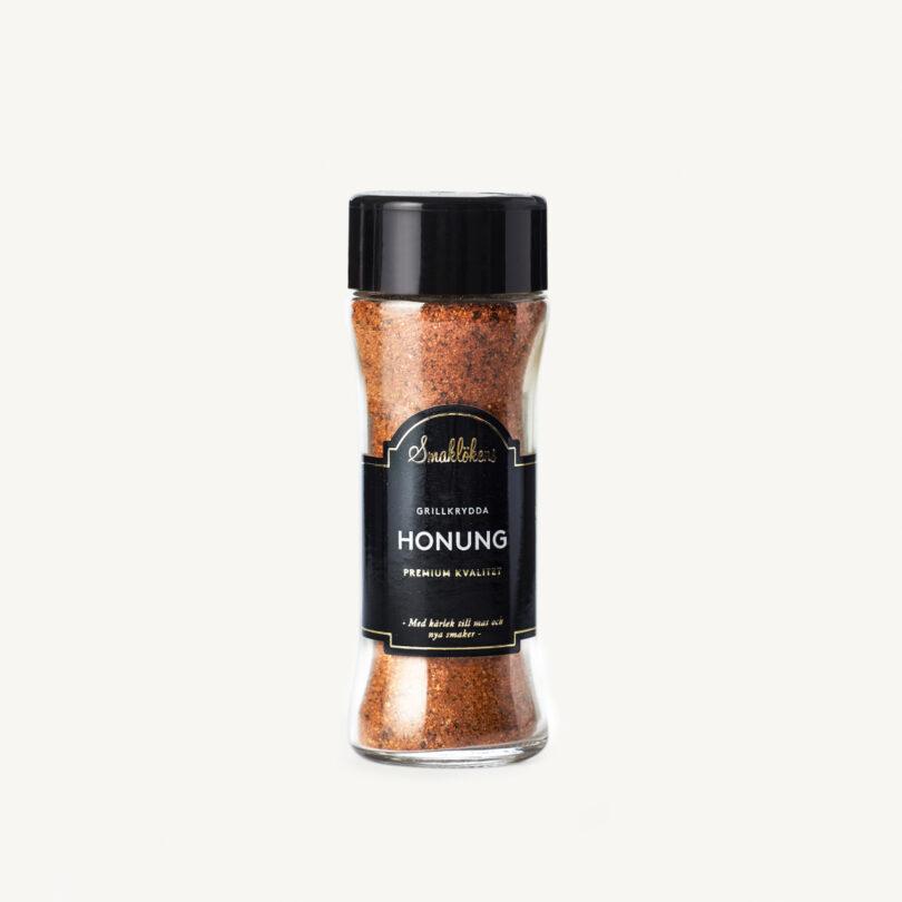 Smaklökens Kryddor Grillkrydda Honung, 100 g, 120 ml