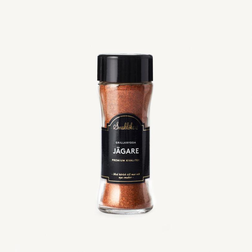 Smaklökens Kryddor Grillkrydda Jägare, 90 g, 120 ml