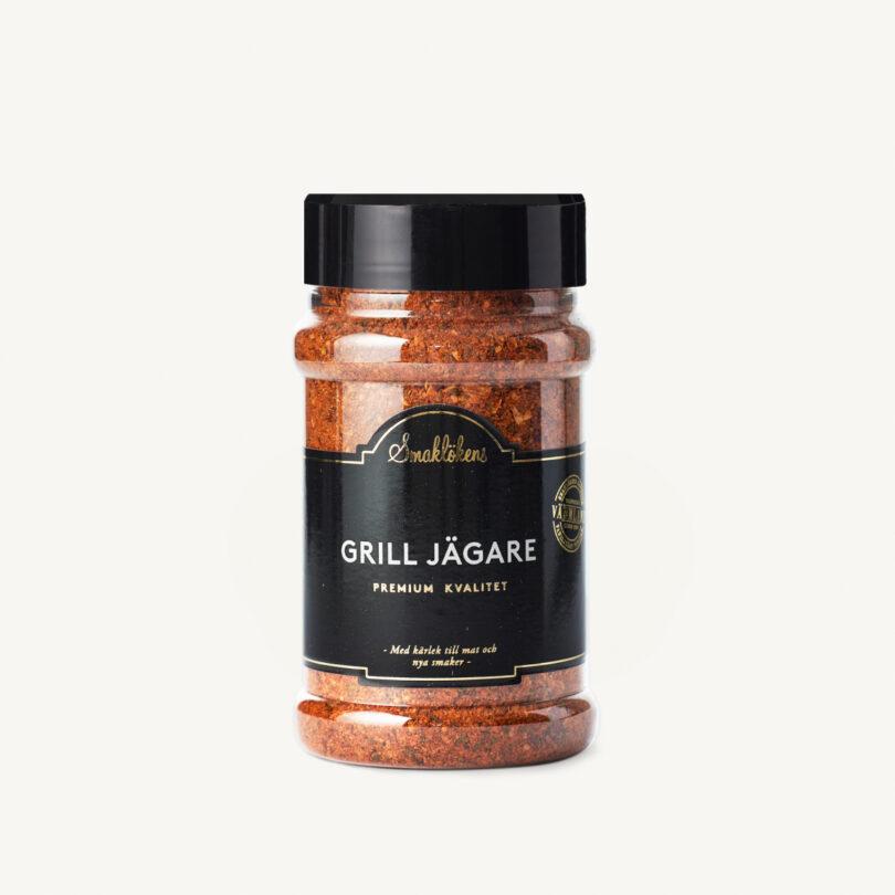 Smaklökens Kryddor Grillkrydda Jägare, 260 g, 330 ml