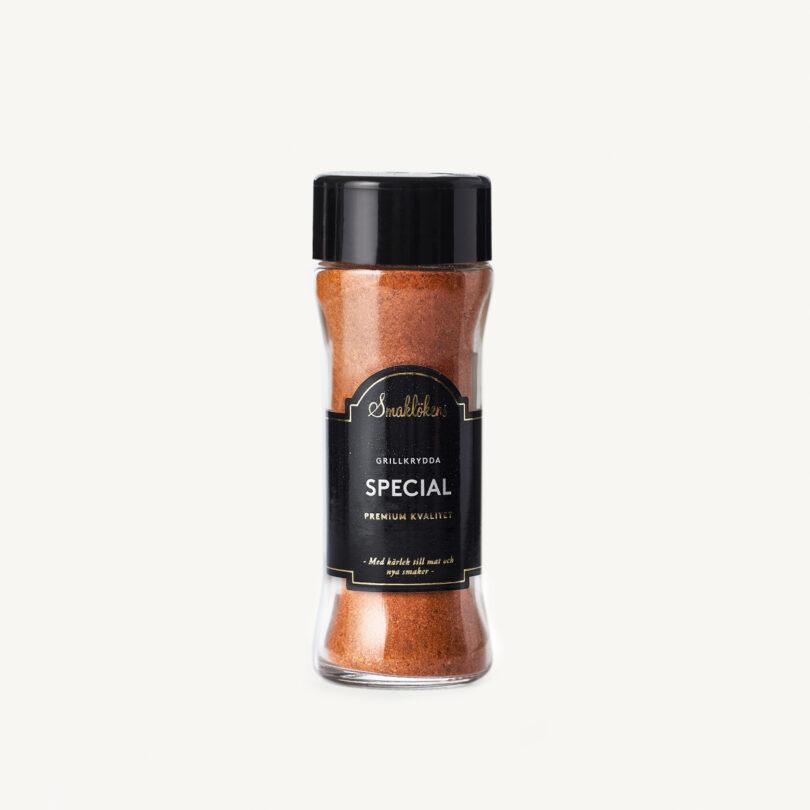 Smaklökens Kryddor Grillkrydda Special, 100 g, 120 ml