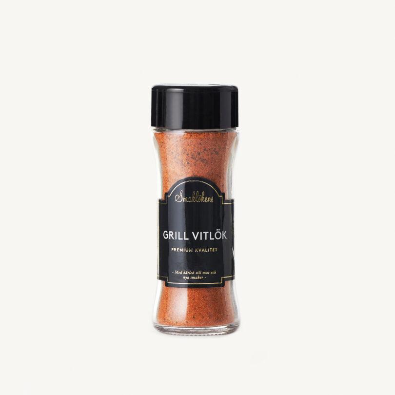 Smaklökens Kryddor Grillkrydda Vitlök 100 g, 120 ml
