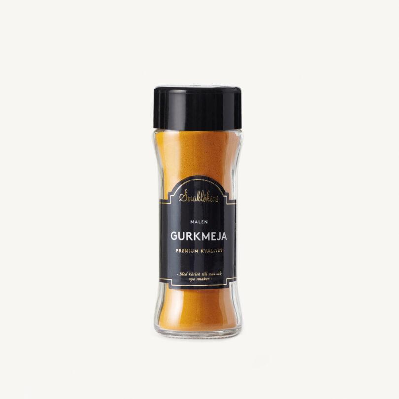 Smaklökens Kryddor Gurkmeja, 70 g, 120 ml