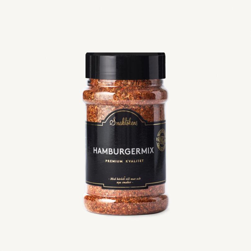 Smaklökens Kryddor Hamburgermix, 200 g, 330 ml