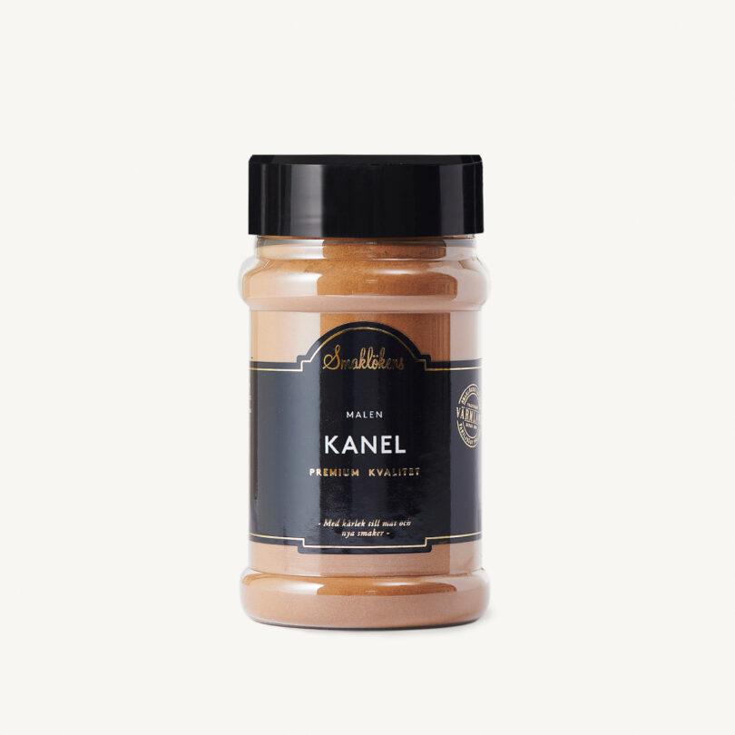 Smaklökens Kryddor Kanel Malen, 150 g, 330 ml
