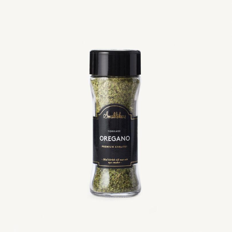 Smaklökens Kryddor Oregano Torkad, 10 g, 120 ml