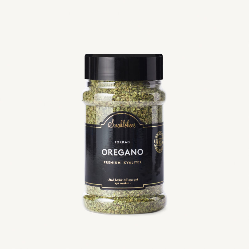 Smaklökens Kryddor Oregano Torkad, 50 g, 330 ml