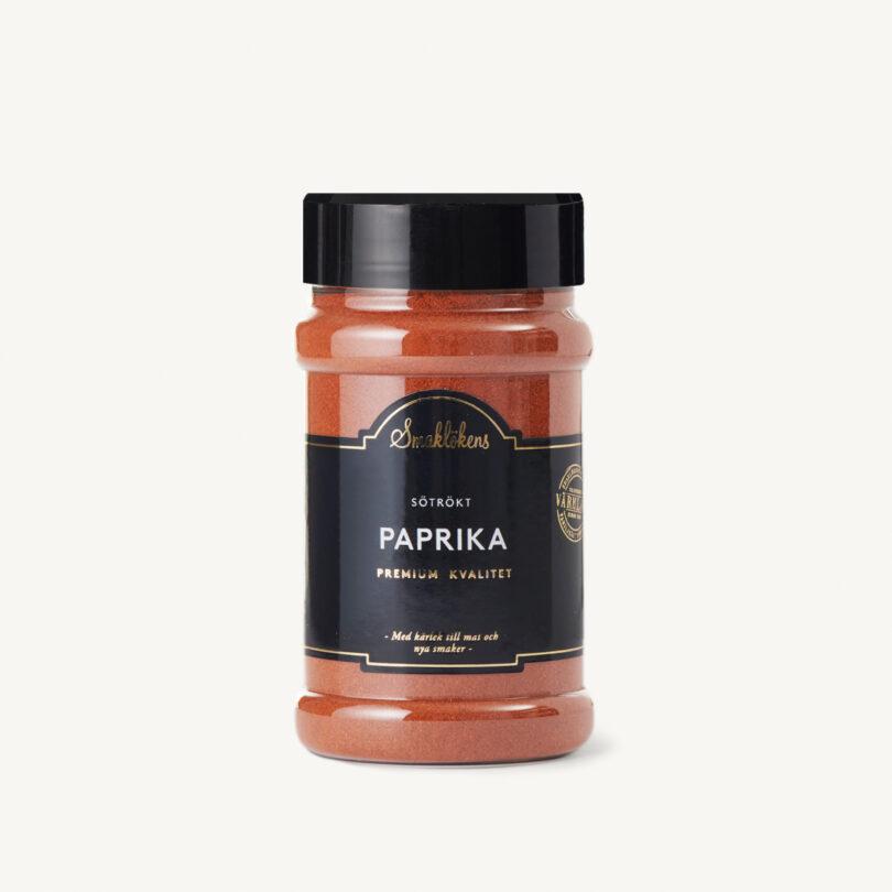 Smaklökens Kryddor Paprika Sötrökt, 150 g, 330 ml