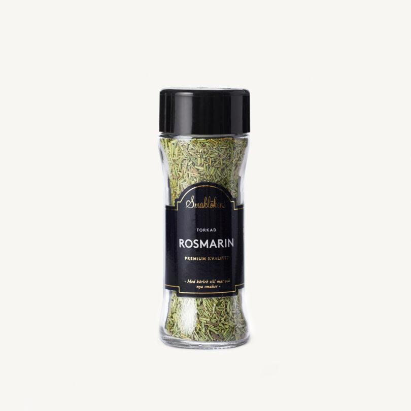 Smaklökens Kryddor Rosmarin Torkad, 45 g, 120 ml