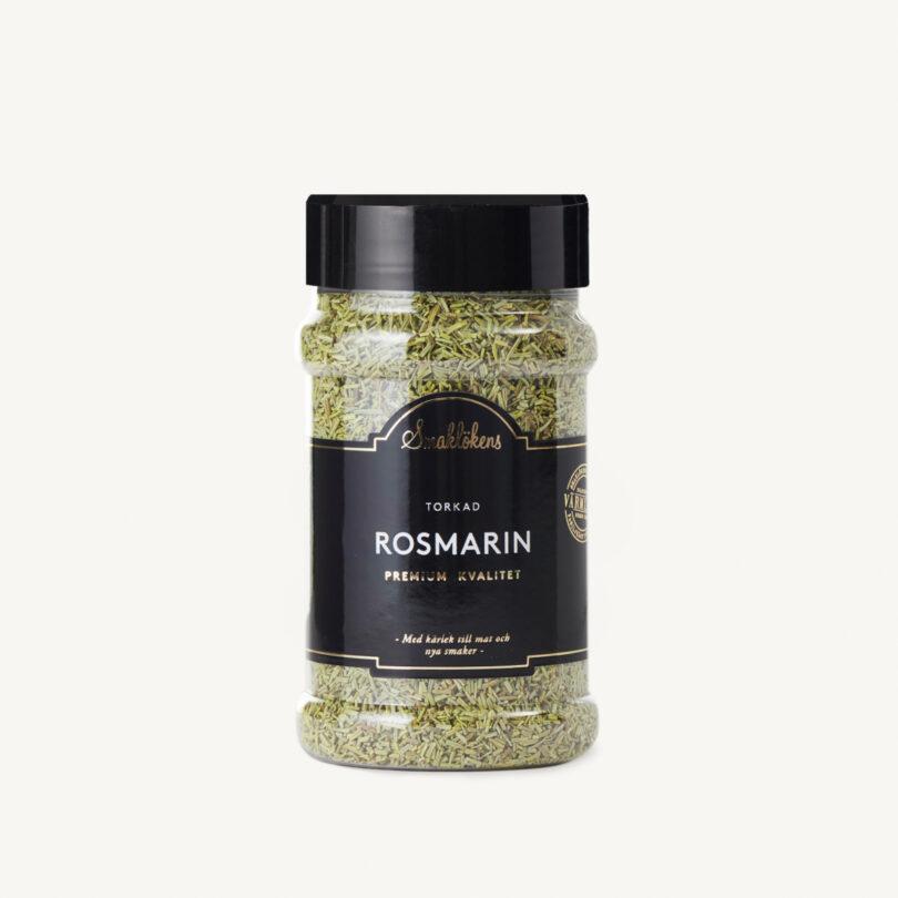 Smaklökens Kryddor Rosmarin Torkad, 90 g, 330 ml
