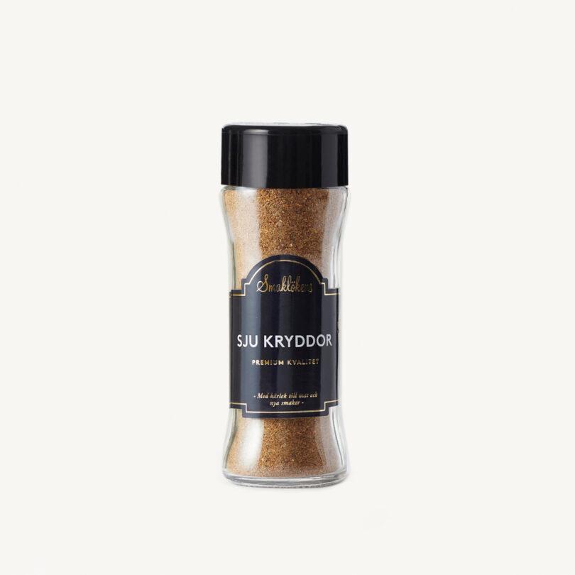 Smaklökens Kryddor Sju Kryddor, 70 g, 330 ml