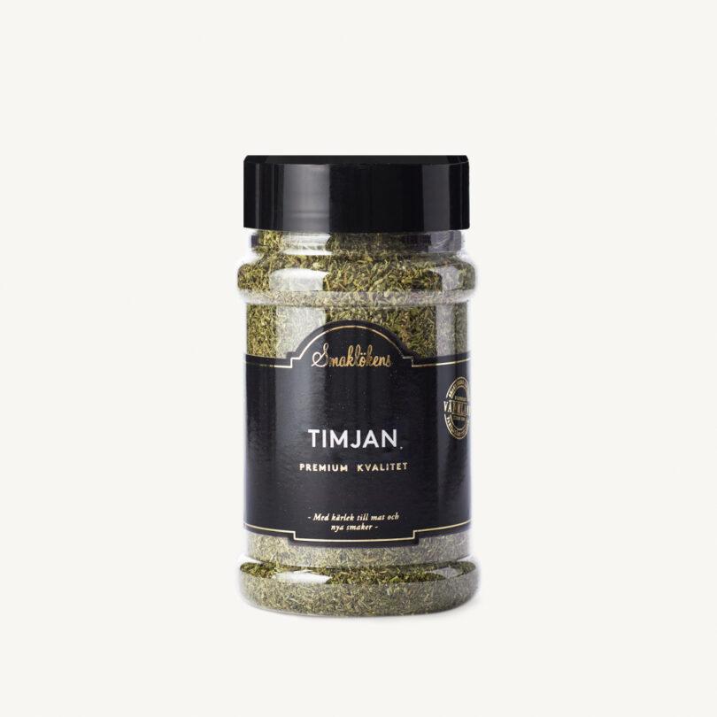 Smaklökens Kryddor Timjan Torkad, 60 g, 330 ml