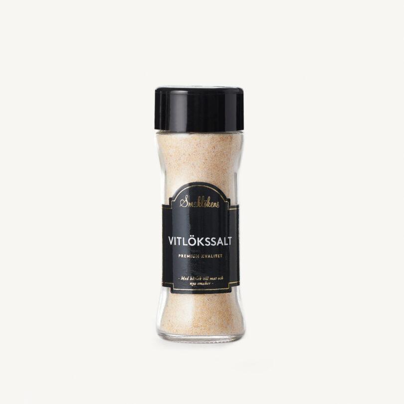 Smaklökens Kryddor Vitlökssalt, 140 g, 120 ml